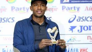 Наградиха Густаво Кулма за играч на кръга