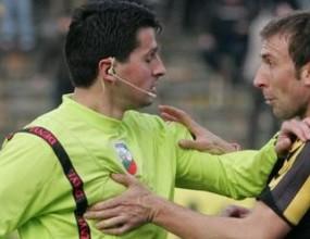 ФИФА срещу БФС - дава на наказан рефер да свири в чужбина
