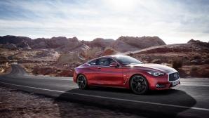 INFINITI ще лансира изцяло нови  свързани услуги със спортното купе Q60