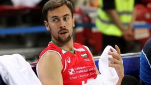 Ники Николов почна с ЦСКА