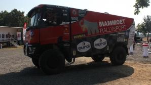 Renault разкри как създава камионите си за Дакар (Видео)