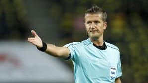 Даниеле Орсато ще свири дербито между Фиорентина и Милан
