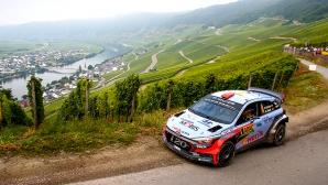 Hyundai очакват с нетърпение обиколката на Корсика – рали Франция