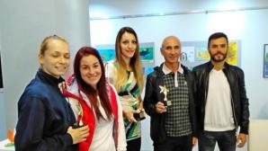 Шампионките от Перун – Отбор на месеца във Варна!