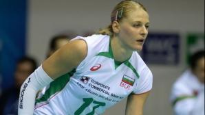 Волейболистката Страшимира Филипова: Не знам дали ще се завърна!