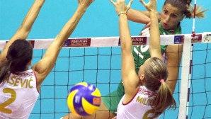 Елица Василева: Свършихме си работата, мислим за следващите състезания
