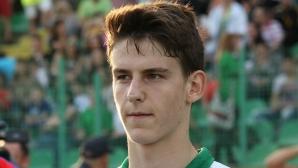 Юношески национал има нов отбор в Италия
