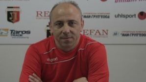 Илиан Илиев посвети победата на домакина на Локо Пд