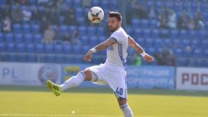 Благо Георгиев остава без победа в Русия