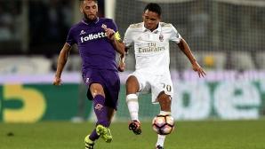 Фиорентина - Милан 0:0, гледайте тук!