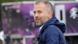 Йорданеску: Не искам да сме домакински отбор