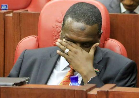 Шефът на мисията на Кения на Олимпиадата в Рио е обвинен в кражба на четвърт милион