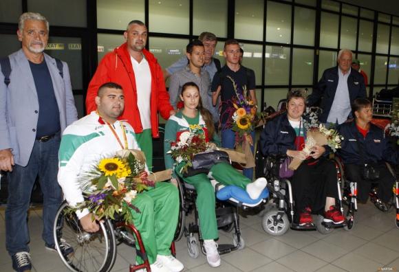 Премиите на параолимпийците са равни на премиите на световните шампиони