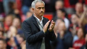 Играчите на Юнайтед били вдъхновени от речта на Моуриньо