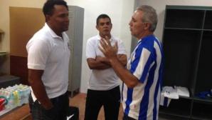 Стоичков води легенди срещу Хондурас на училищно игри