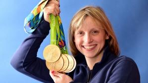 Кейти Ледецки с престижна награда в САЩ