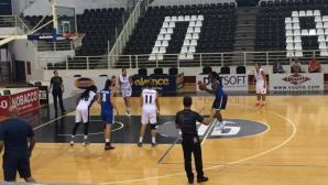 Монтана с трето място на турнир в Гърция