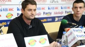 В Славия разчитат изцяло на млади волейболисти през новия сезон