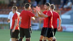 Дъжд от голове при нова победа на ЦСКА-София 2, а Милчо Ангелов не спира да бележи