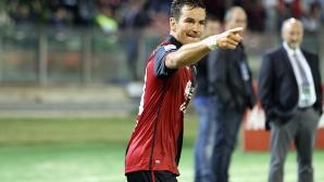 Вратар провали Сампдория за четвърта поредна загуба (видео)
