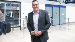 Петев в Загреб: Идвам заради Динамо - убеден съм, че ще имаме успех