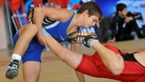 Михаил Георгиев пети силен турнир по свободна борба в Русия