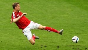 Играч на Базел под въпрос за двубоите на Австрия срещу Уелс и Сърбия