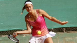 Терзийска се класира за втория кръг на турнир във Великобритания