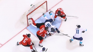 Канада поведе на Европа във финалната битка на Световната купа