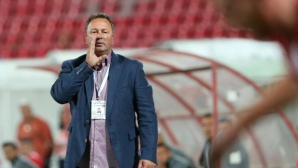 Официално: Падна нова треньорска глава в Първа лига