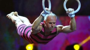 Данчо Йовчев сложи розово трико в грандиозното шоу на Немов