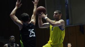 Левски победи сърби в контрола