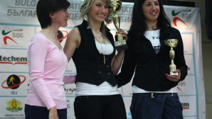 Среща на поколенията в българския биатлон