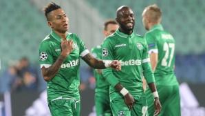 Лудогорец задържа основен футболист за още две години
