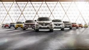 Renault представя цялата си обновена гама електромобили