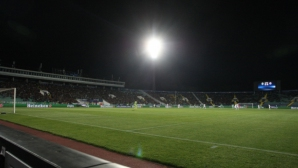 УЕФА обяви колко публика е имало на Лудогорец - ПСЖ