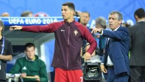 Кристиано Роналдо мисли за треньорска кариера
