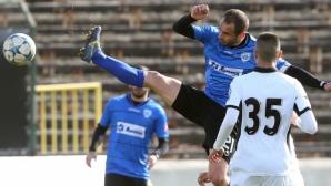 Черно море отпътува за Стара Загора с група от 18 футболисти