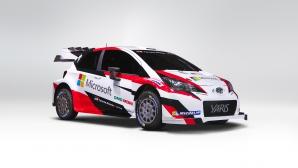 Toyota ще си партнира с Microsoft във WRC