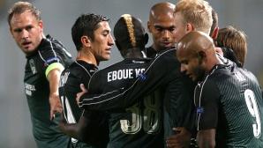 Жоазиньо преби Балотели в Лига Европа (видео)