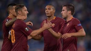 Рома сгази шампиона на Румъния (видео)