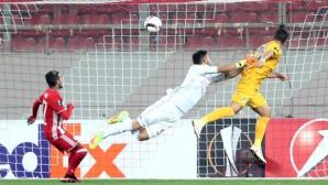 Апоел взе балканското дерби в Лига Европа с помощта на Живко Миланов