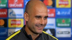 Пеп: Почетино е един от най-добрите в света, а Тотнъм играе страхотен футбол