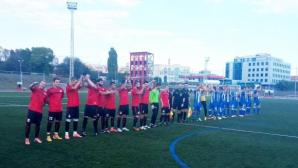 """Локо (Русе) приема """"мълниеносците"""" на Градския стадион"""