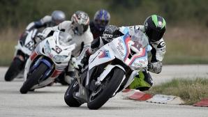 Оспорвани квалификации в шампионата по мотоциклетизъм край Плевен