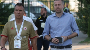 Йорданеску се съмнява, че Симао е ударил Неделев