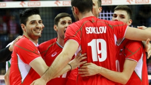 Волейболните национали вече са №6 в Европа