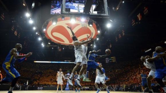 Баскетбол европа