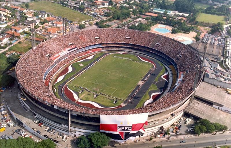 """Резултат с изображение за стадион """"Морумби"""" в Сао Пауло"""