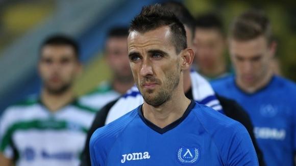 Капитанът на Левски Веселин Минев говори пред Sportal.bg, след като